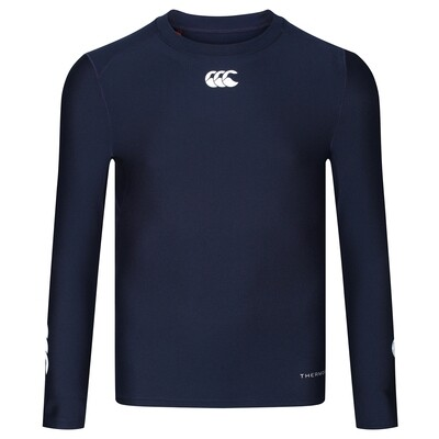 St Columba's School PE Baselayer Top (J5-S6) (In Navy or White)