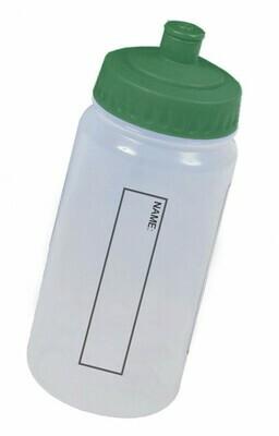 Water Bottle (With Bottle Green Lid) 'Best Seller'