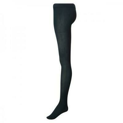 Cotton Tights in Navy by Pex (2 Pair Pack) (From Age 4) 'Best Seller'