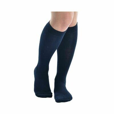 Girls Knee High Socks by Pex in Navy (2 Pair Packs) (From Age 4) 'Best Seller'