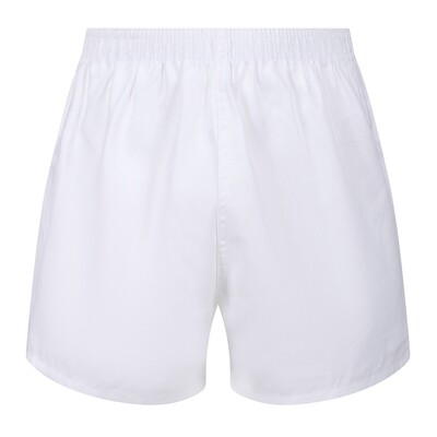 St Columba's Junior School Boys White PE Short (J1-J3)