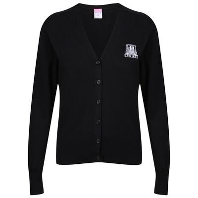 Port Glasgow High Girls Knitted Cardigan