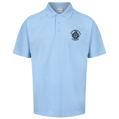 St Columba's High PE Polo Shirt