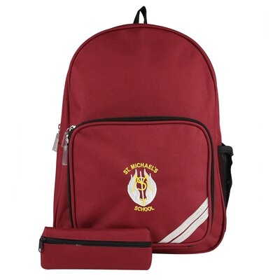 St Michael's Primary Backpack