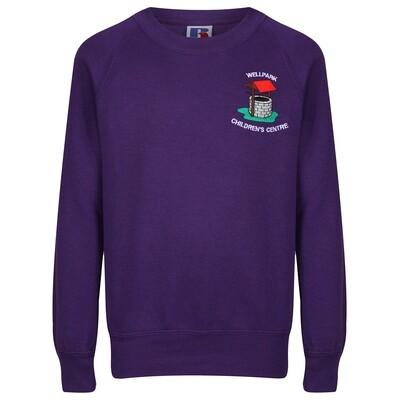 Wellpark Children's Centre Sweatshirt (choice of colour)