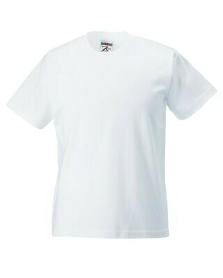 Plain Cotton PE T-Shirt (choice of colours)