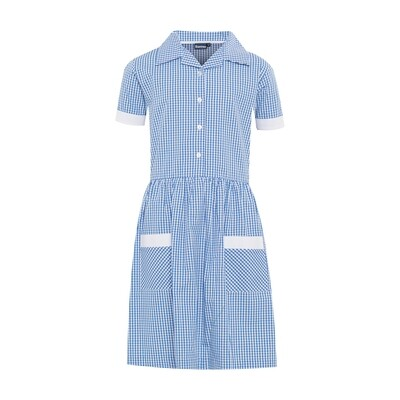 Summer Dress 'Ayr' Gingham Dress (choice of colours)