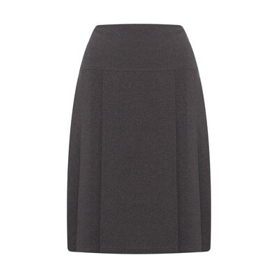 'Henley' Pleated Skirt (choice of colours)