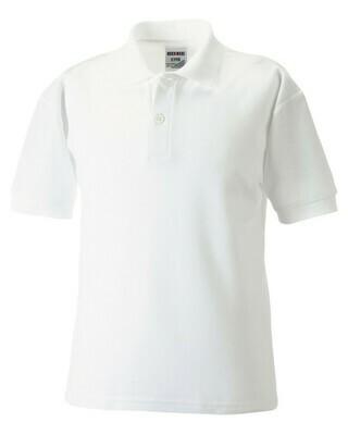 Plain Cotton Polo Shirt (choice of colours)