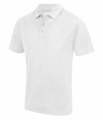 Plain 'Breathable' Polo Shirt (choice of colour)