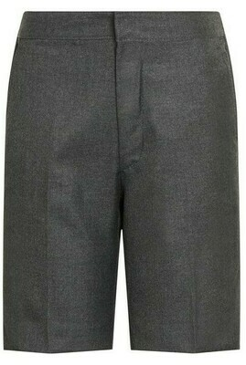 'Bermuda' School Shorts by Trutex (Grey, Navy or Brown) (Age 4-13)