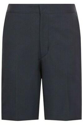 'Bermuda' School Shorts by Trutex in Navy (Age 4-13)