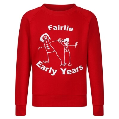 Fairlie Early Years Sweatshirt