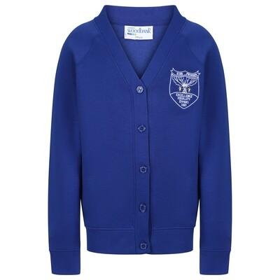 Kirn Primary Sweatshirt Cardigan
