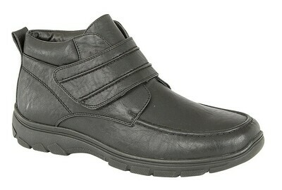 Lined Ankle Boot (RCSM479A)