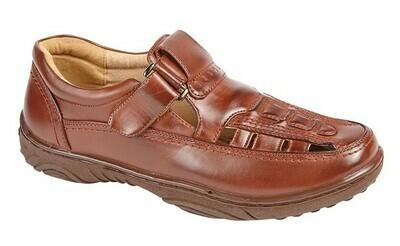 Closed Toe Sandal (RCSM657B)
