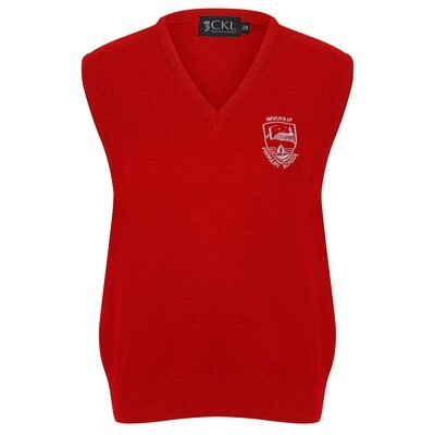 Inverkip Primary Knitted Tank Top
