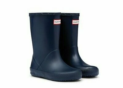 Hunter First Wellie Boot (Infant 5-9) (Navy or Pink Only)