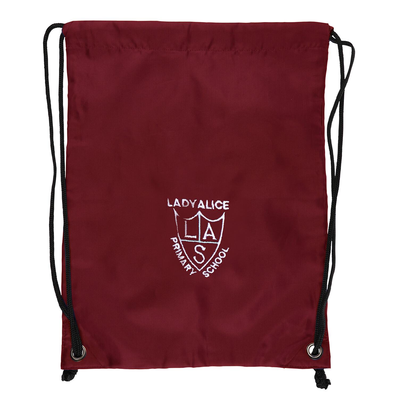 Lady Alice Primary Gym Bag
