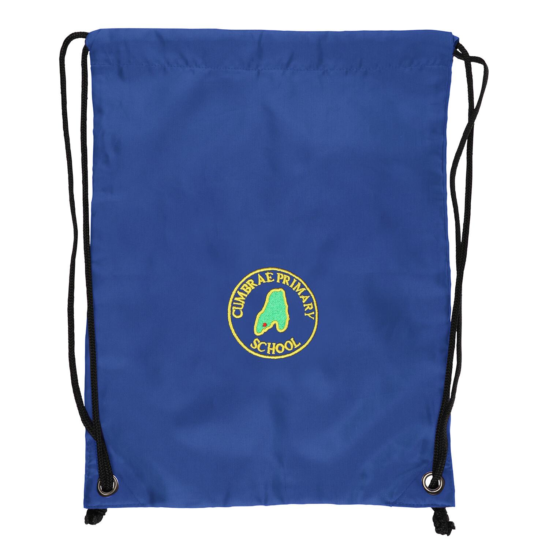 Cumbrae Primary Gym Bag