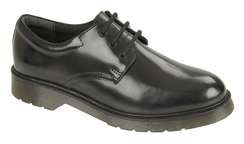 Boy's Gibson Shoe 'Shiny' (Size 1-6) (RCSB979A)