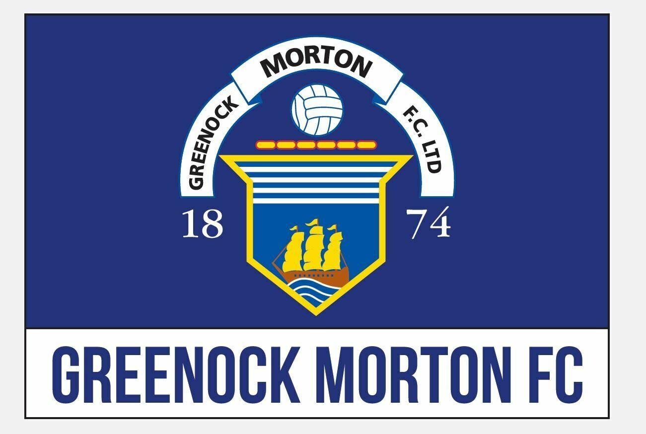 Morton Pin Badge (Club Crest)