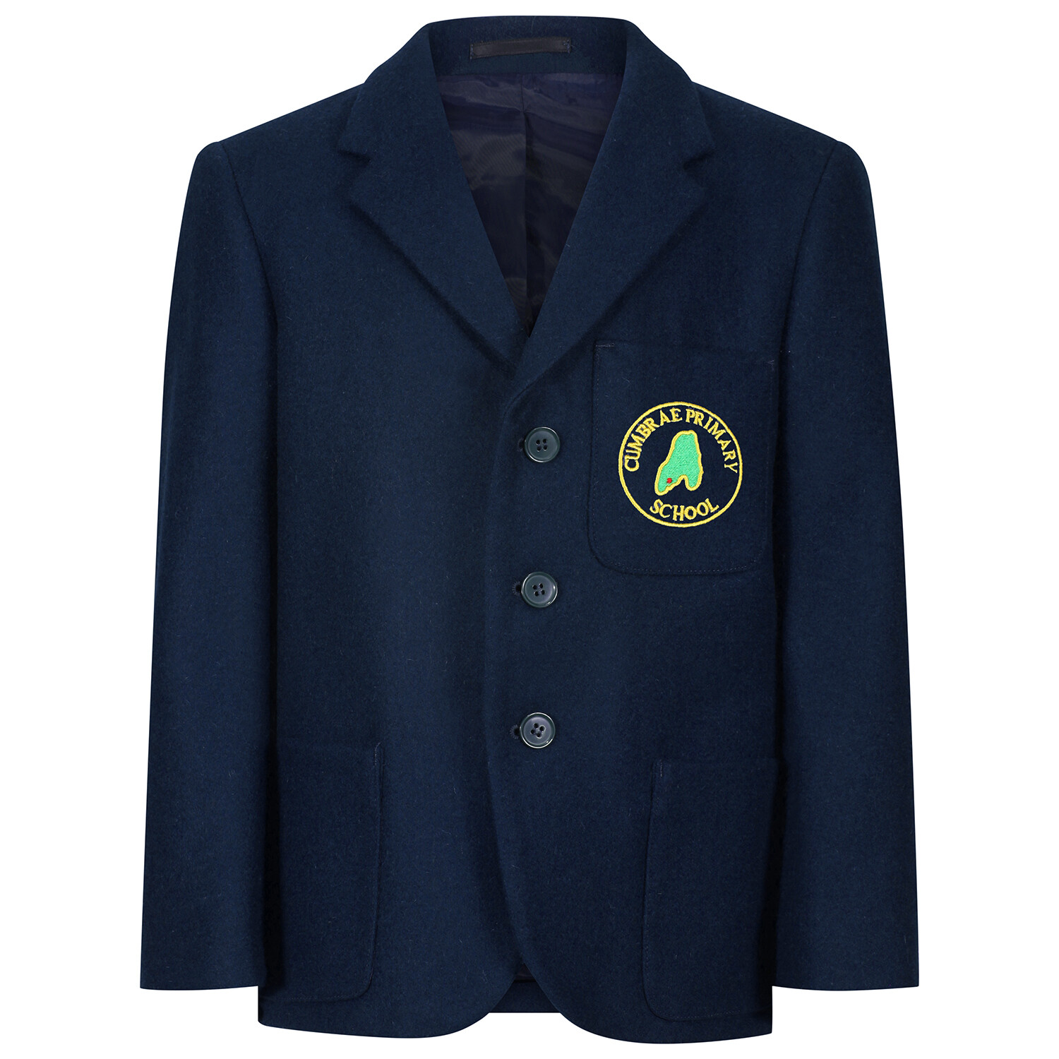Cumbrae Primary 'Wool' Blazer (Made-to-Order)