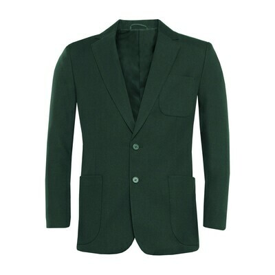 Bottle Polyester Blazer for Boys