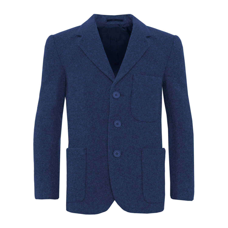 Royal Wool Blazer (Unisex)