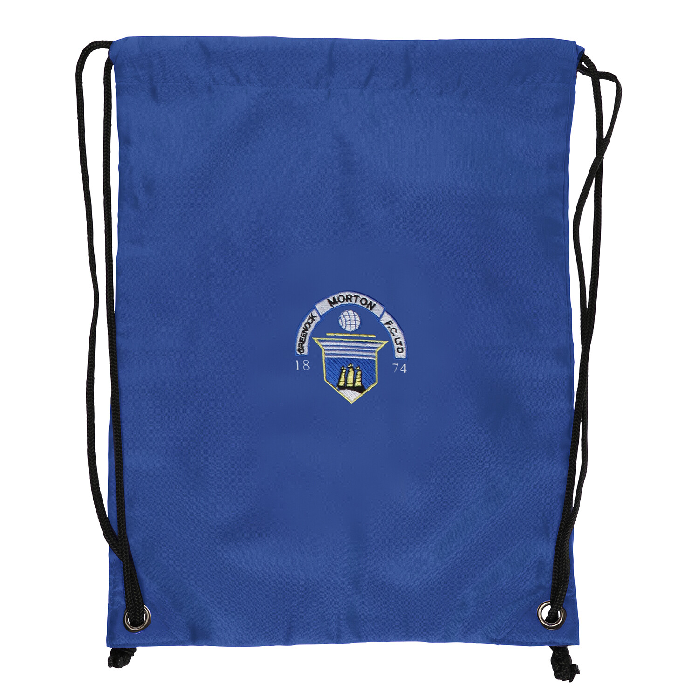 Morton FC Gym Bag