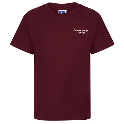 Craigmarloch Staff T-Shirt (Unisex) (RCS5000)