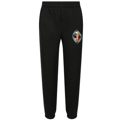 St Francis Jog Pant for PE & Outdoor Activity (In Black)