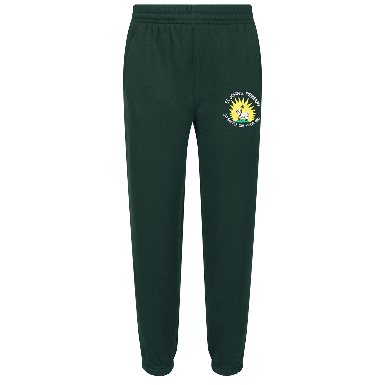 St John's Jog Pant for PE & Outdoor Activity (choice of colours)