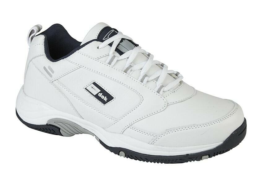 Lace Trainer White (RCST303G)