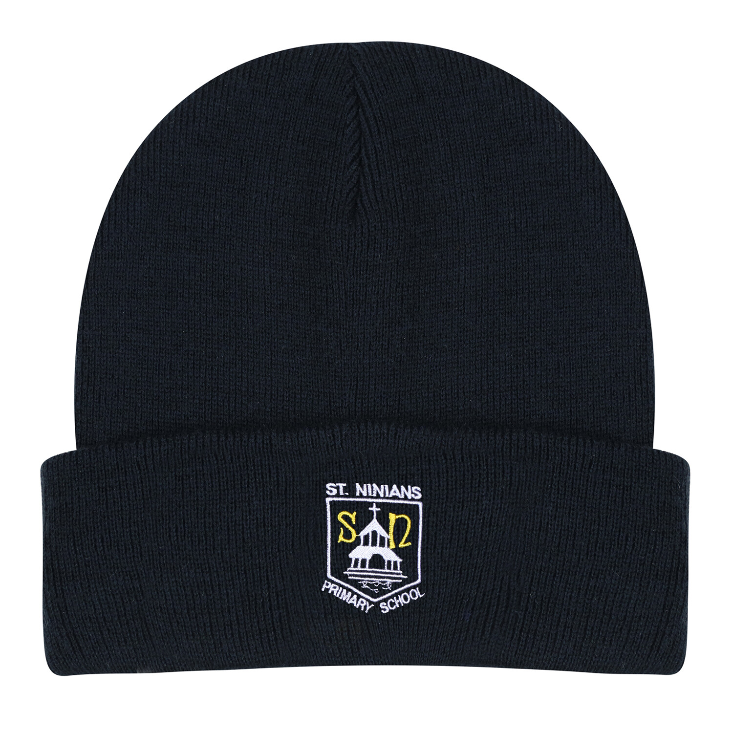 St Ninian's Primary Wooly Hat