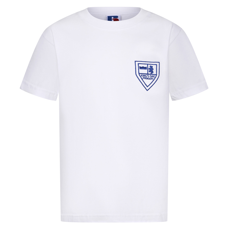 King's Oak Primary PE T-Shirt