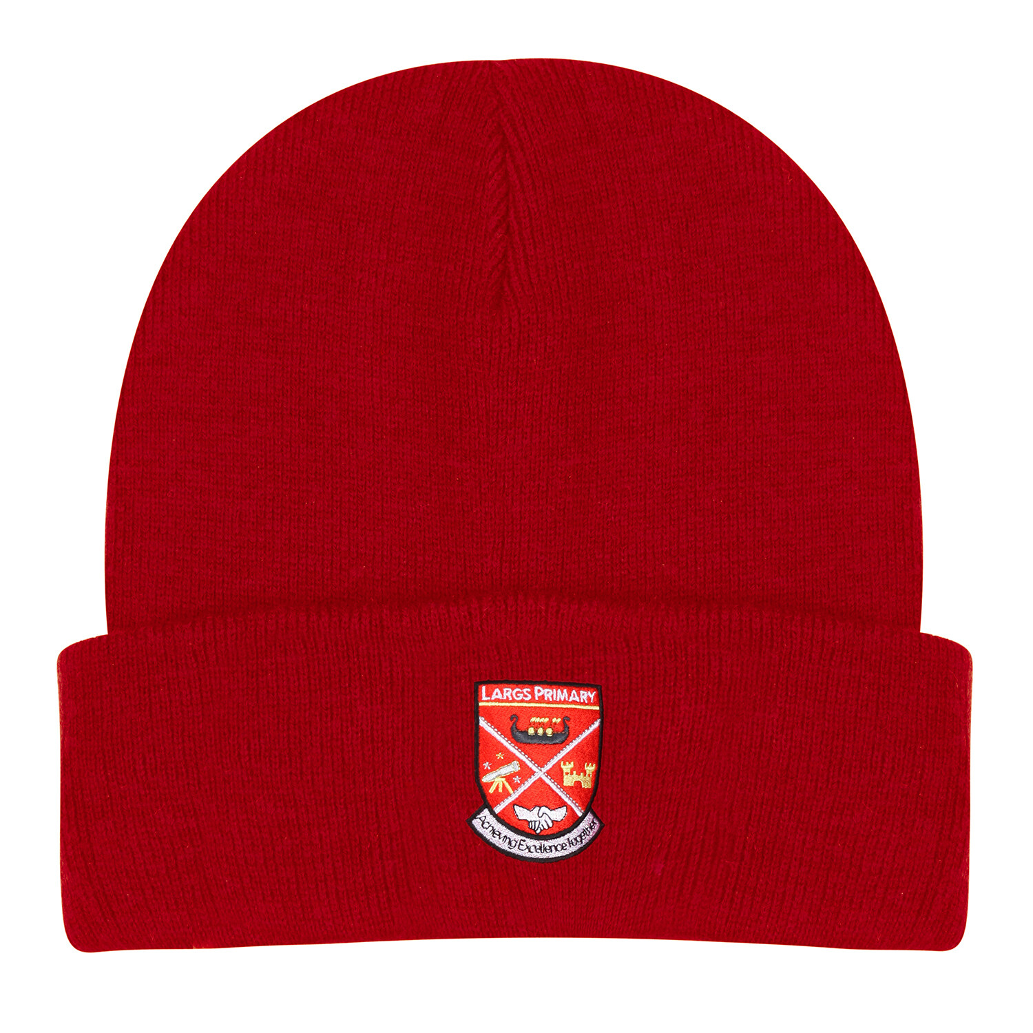 Largs Primary Wooly Hat