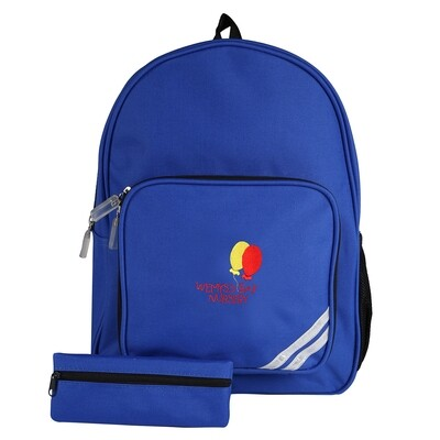 Wemyss Bay Nursery Backpack