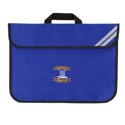 Moorfoot Nursery Book Bag
