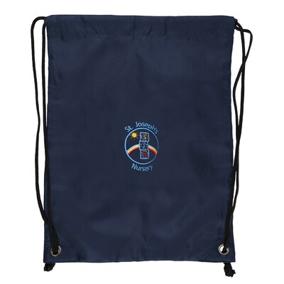 St Joseph's Nursery Gym Bag