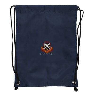 Dunoon Primary ELC Gym Bag