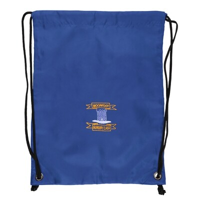 Moorfoot Nursery Gym Bag
