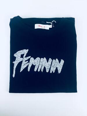 FEMININ BLACK