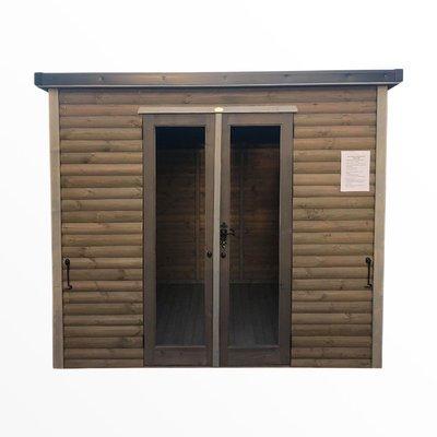 QShades Cabin 10x10'