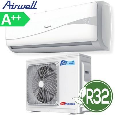 Climatizzatore condizionatore inverter HDM AirWell 12000 btu R32 classe A++