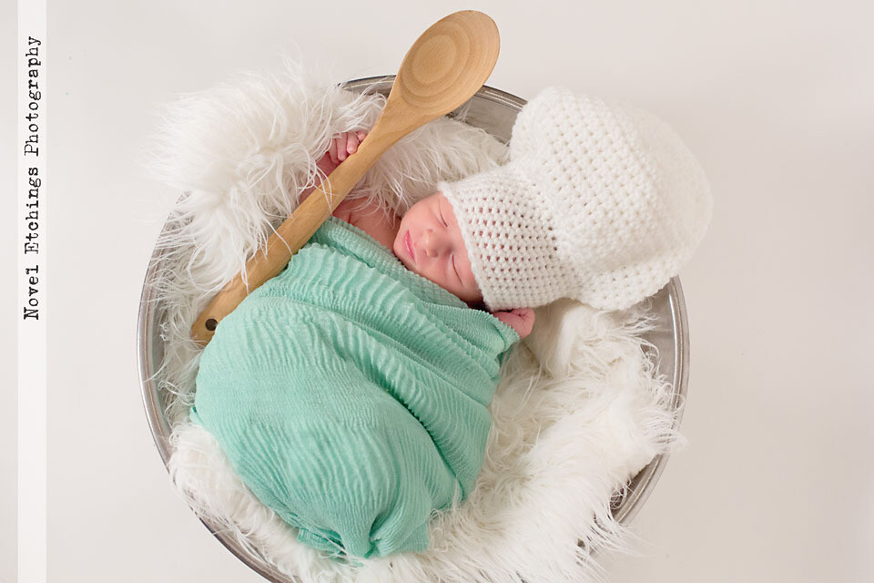 Chef Hat Crochet Pattern