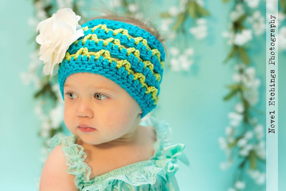Emma Ear Warmer Crochet Pattern