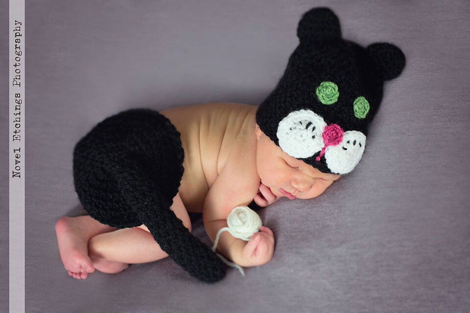 Kitty Baby Crochet Pattern