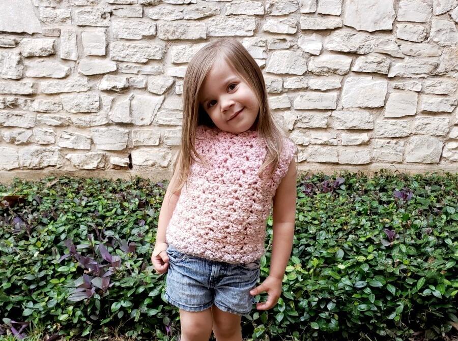 Morgan Tee Crochet Pattern