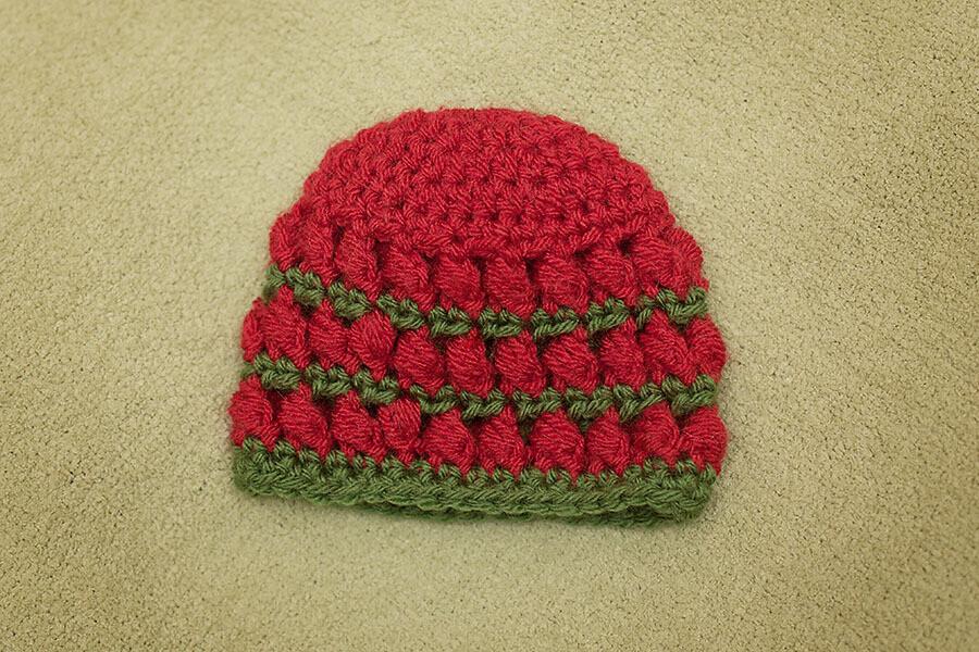 Noah Beanie Crochet Pattern
